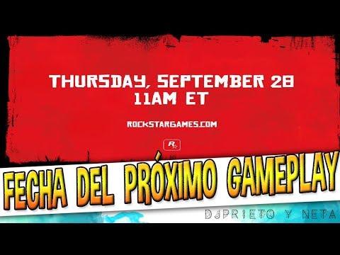 ULTIMA HORA | Red Dead Redemption 2 se mostrará de nuevo el próximo (FECHA Y DETALLES)