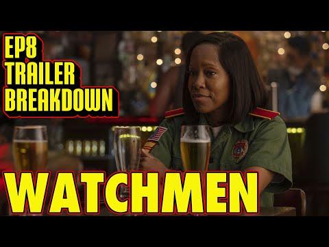 Watchmen Episode 8 Trailer Breakdown | Preview & Theories | HBO Promo