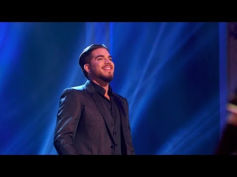 """Adam Lambert - Performing """"Believe"""" by Cher - 41st Annual Kennedy Center Honors"""