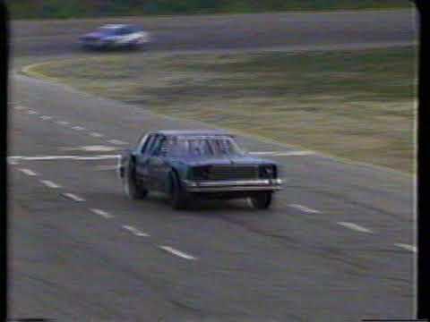 Sunset Speedway Challenger heat 1 1992