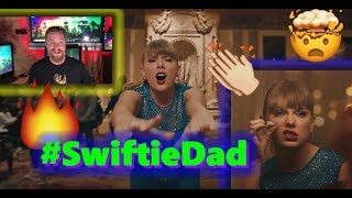 Taylor Swift - Delicate | OFFICIAL SwiftieDad REACTION!!!