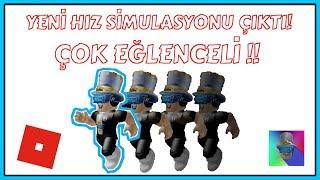 YENİ HIZ SİMULASYONU ÇIKTI! / ROBLOX TÜRKÇE