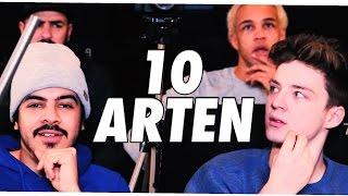 10 ARTEN VON KINO-BESUCHERN (mit Simon Desue, Hichääm & Abdel)