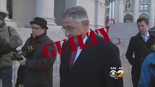 Sheldon Silver Convicted In Corruption Trial