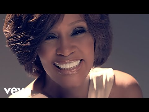Whitney Houston - I Look to You (Official Music Video)