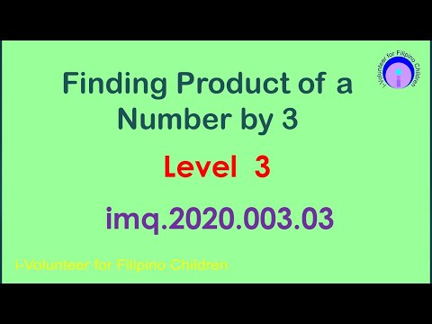 imq 2020 003 02 multiplication by 3  level 02