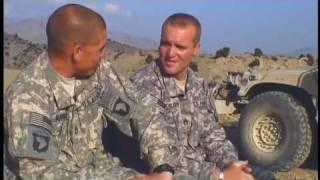 CBS 60 Minutes - Combat in Afghanistan Pt 01