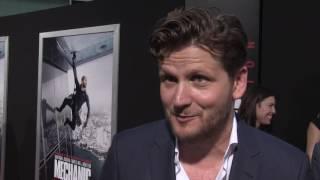 Mechanic Resurrection Premiere: Director Dennis Gansel Exclusive Interview