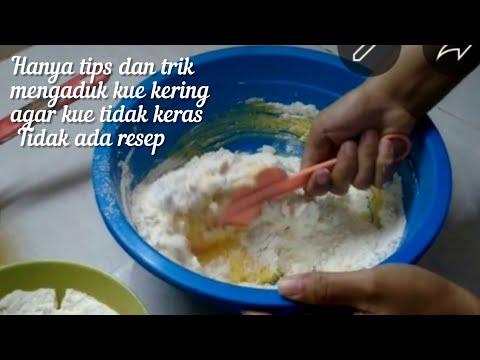 Resep Kue Kering Renyah Dan Gurih