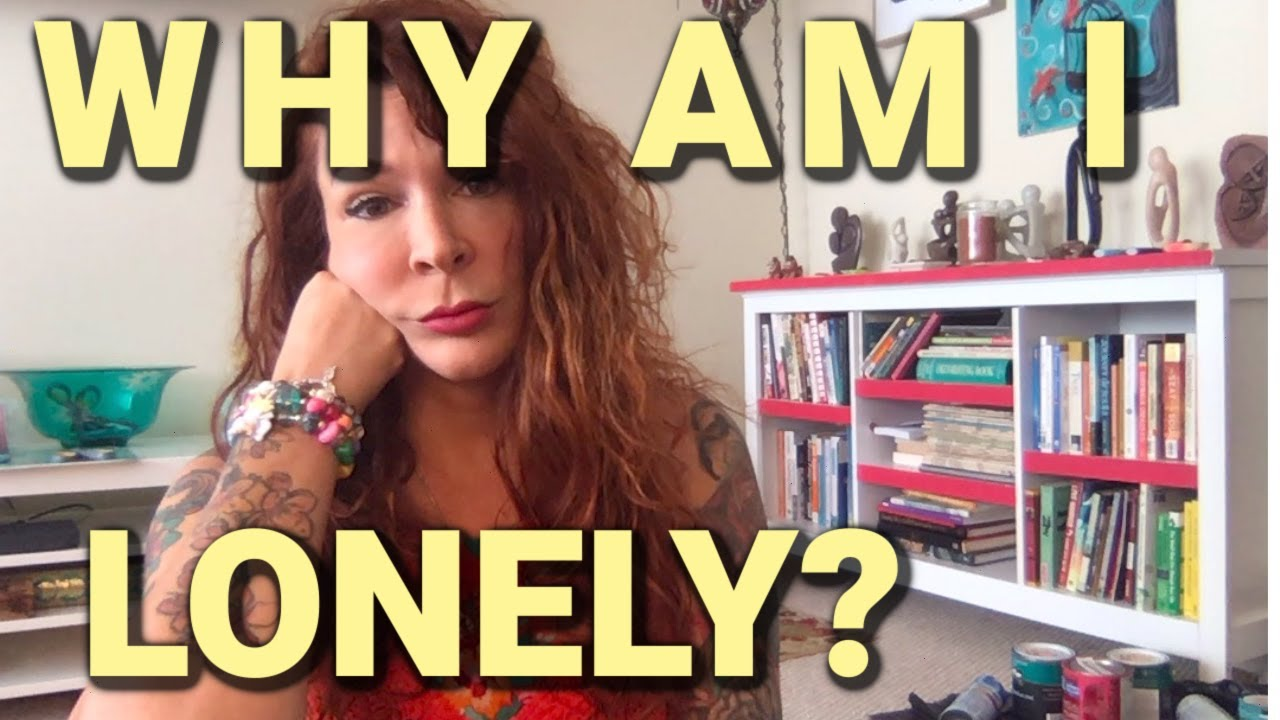 Video:The 3 Types of Loneliness.