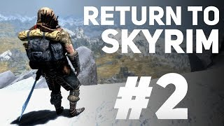 Return to The Elder Scrolls V: Skyrim Special Edition [LIVE/PC] - Chill Stream #2 thumbnail