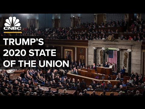 President Trump Delivers The 2020 State Of The Union Address – 2/4/2020