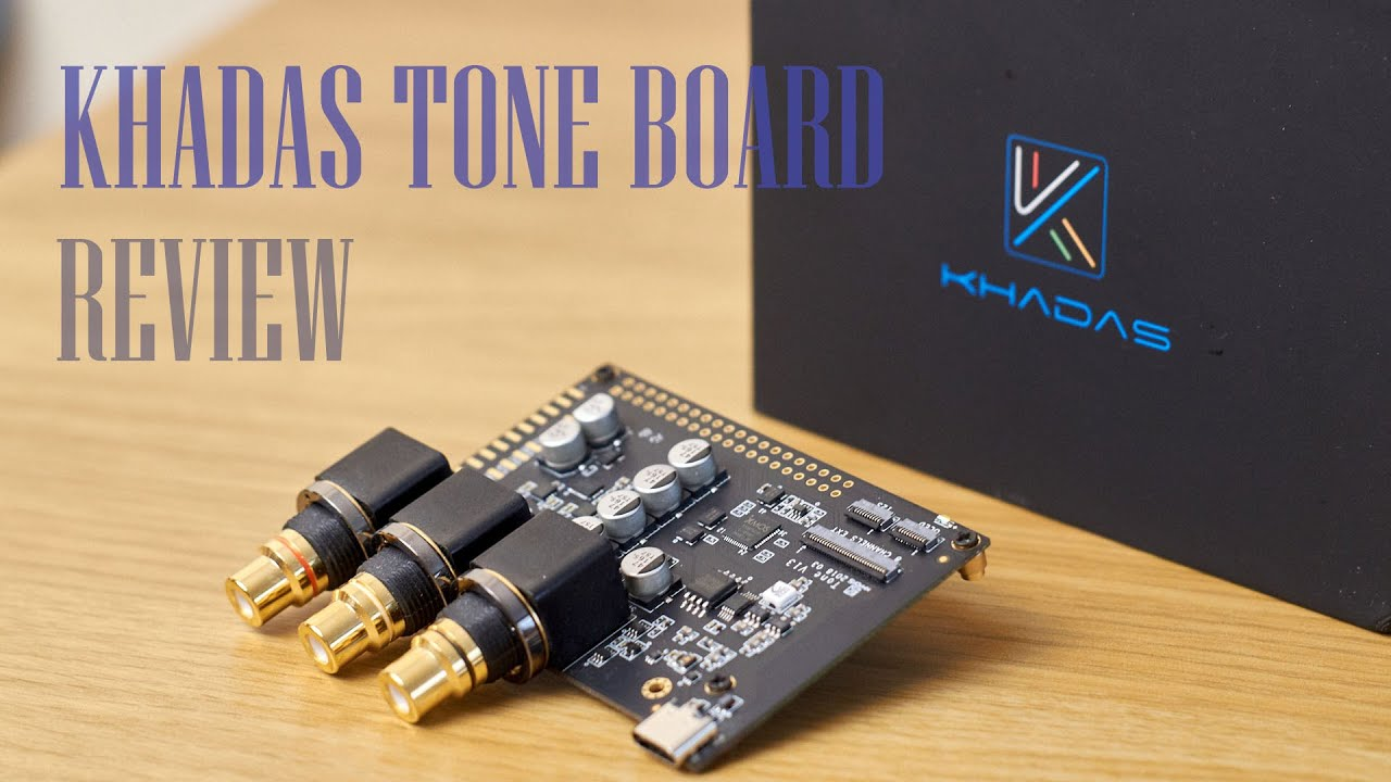 Khadas Tone Board DAC Review