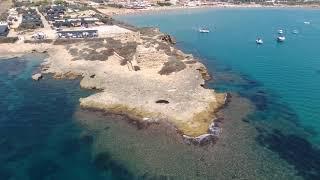 Punta Braccetto - Baia dei coralli