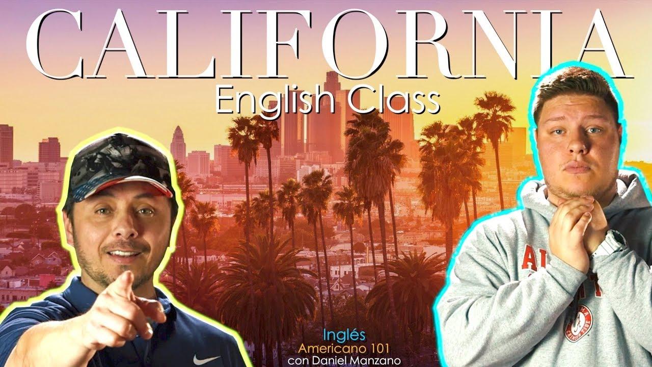 Palabras en Inglés QUE SE USAN MUCHO en el AREA DE CALIFORNIA!