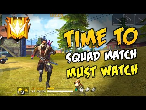 Free Fire : Booyah Total 11 Kill Squad Match Best Highlights Gameplay   Total Gaming   from YouTube · Duration:  13 minutes 54 seconds