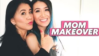 MOM MAKEOVER + asian mom advice lol