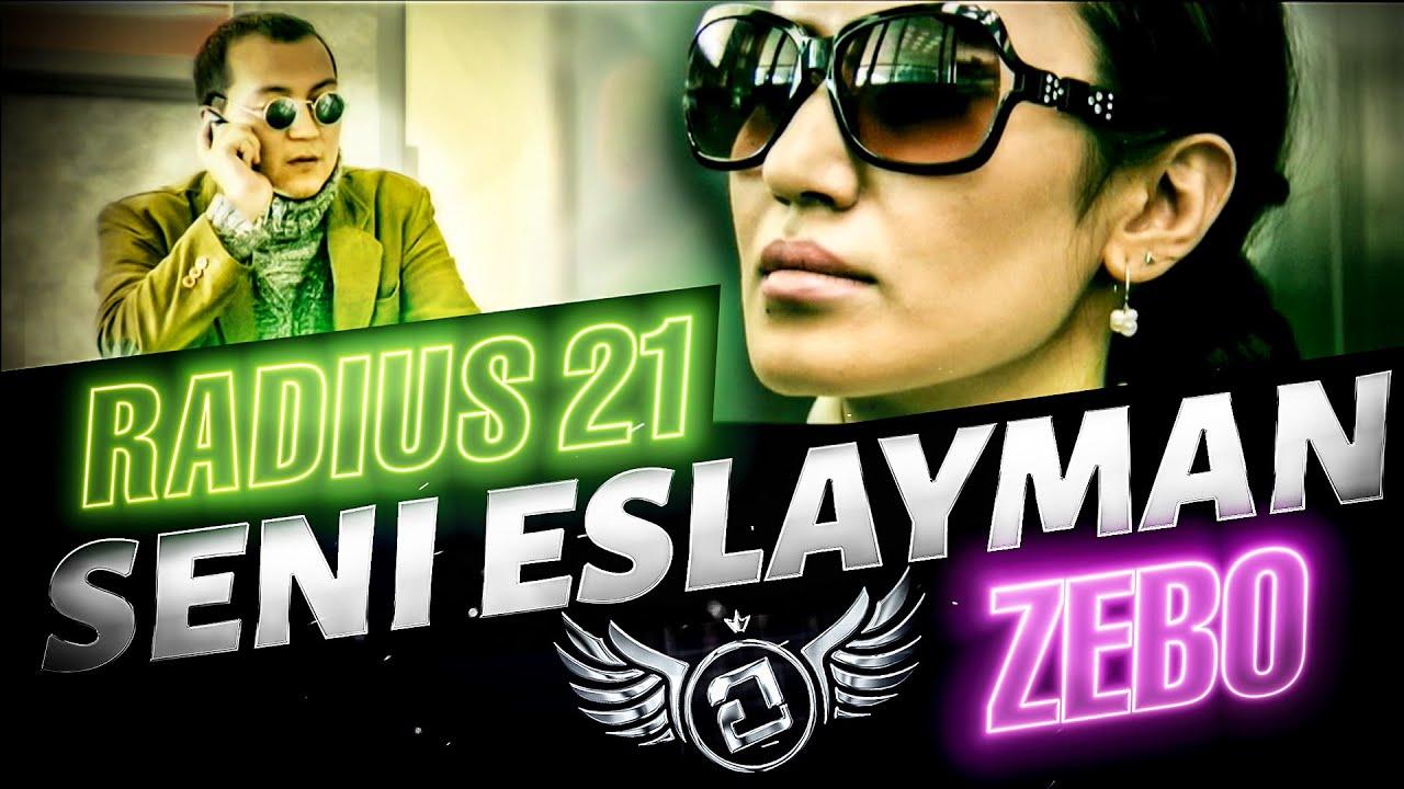 Radius 21 - (feat. Zebo) / Seni eslayman