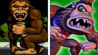 Evolution of Rampage (1986-2006)