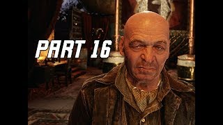 METRO EXODUS Walkthrough Gameplay Part 16 - Baron (Let's Play Commentary)