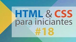 DIV, UL, OL, DL e iFrame - HTML e CSS para Iniciantes - Aula 18