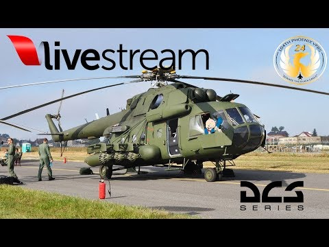 DCS | Mi8/Gazelle | 104th | Logistic Wednesdays # 2