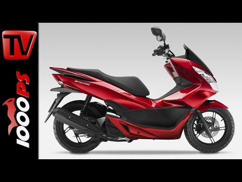 Honda PCX 125 Test - Start-Stopp Automatik