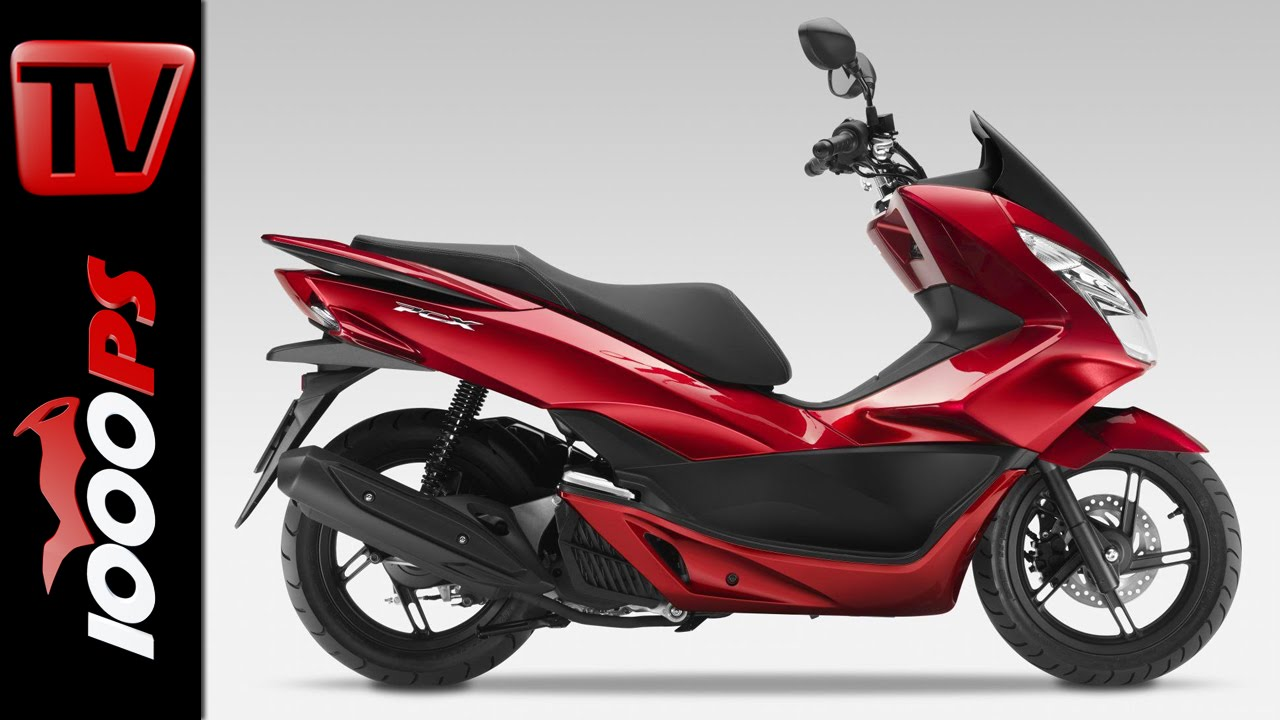 honda pcx 125 test start stopp automatik youtube. Black Bedroom Furniture Sets. Home Design Ideas