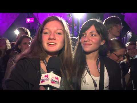Placebo Fans @ Telekom Street Gigs, 26.11.2013