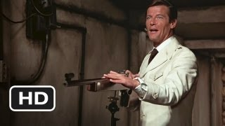 The Man With the Golden Gun Movie CLIP - Strictly Confidential (1974) HD