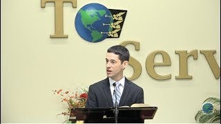 Prayer Meeting: The 10 Virgins, Behold The Bridegroom Cometh. Elder Alex Sanchez
