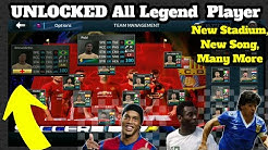 Dream League Soccer 18 :Get All the legendary player for free - Free