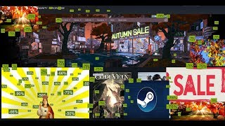 + Steam Autumn Sale 2019 + Best Deals + Great Pixel Art + All you need to know +