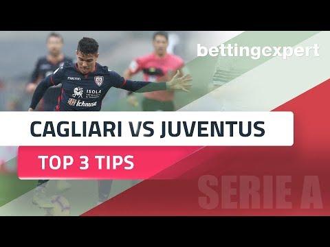 Cagliari vs juventus betting tips migliorare livello errore bitcoins