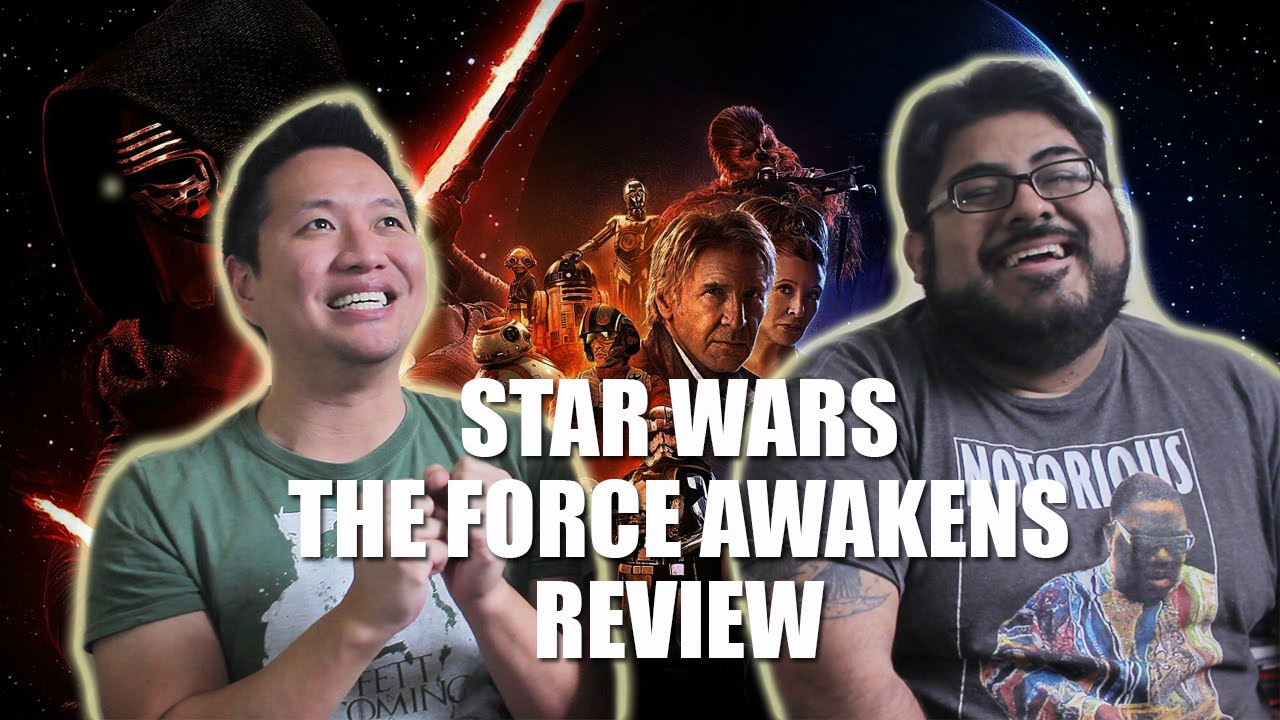 Five Stars For Beezus Recap Spoilers: Star Wars: The Force Awakens Movie Review (Spoiler FREE