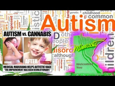 Autism is Floated as a Qualifying Condition for Medical Marijuana in Minnesota