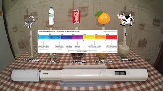 TDS Meter Xiaomi Tester - definition of quality liquids.(The definition of quality (number of particles) liquids with TDS meter +Buy: ▻Xiaomi TDS Tester http://goo.gl/LO2DmJ ..., 2015-12-28T23:30:46.000Z)