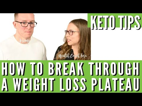 KETO TIPS | How To Break Through A Weight Loss Plateau | Tips For The Best Keto Weight Loss Results