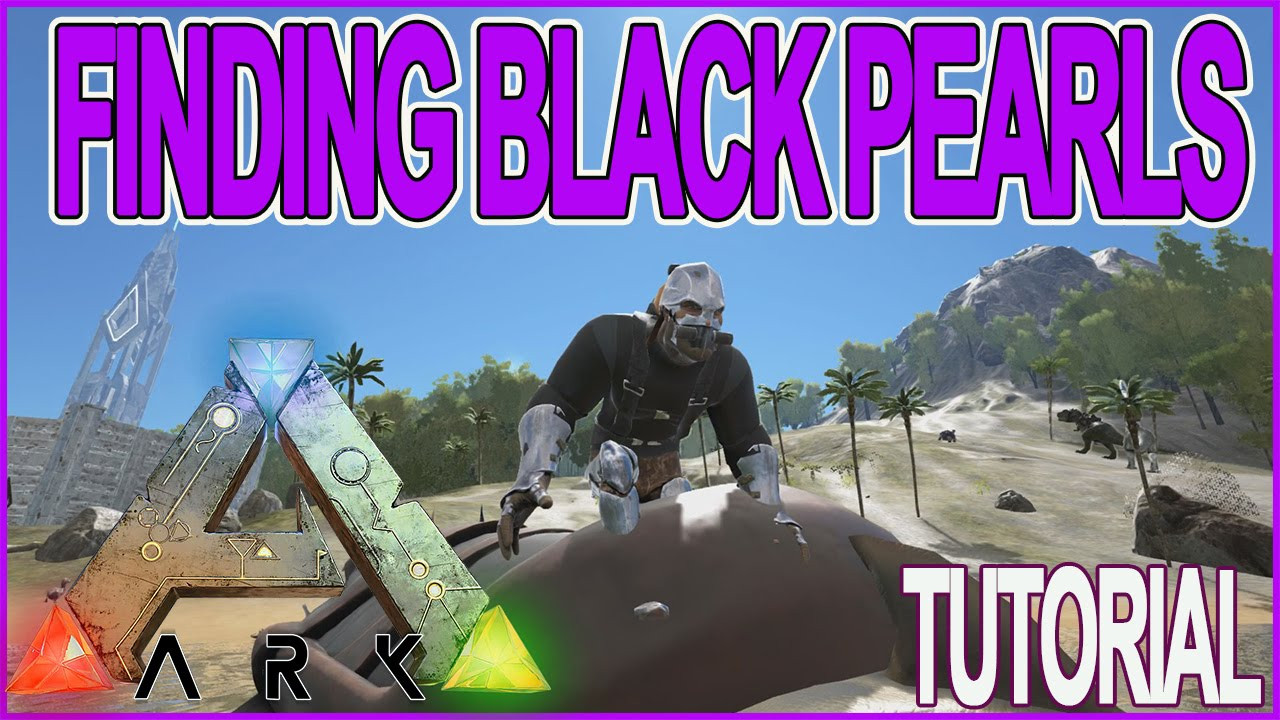 Ark Survival Evolved How To Find Black Pearls Guide Youtube How to find beaver dams in ark. ark survival evolved how to find black pearls guide