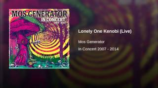 Lonely One Kenobi (Live)