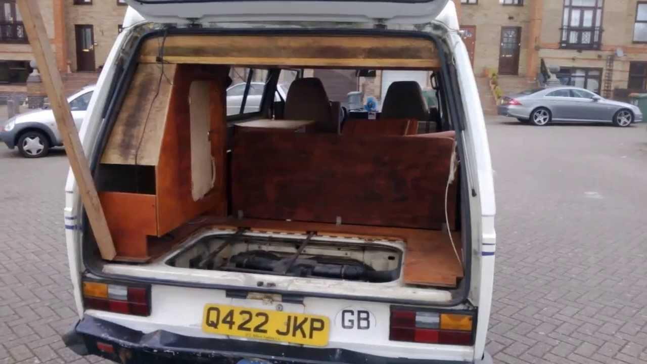 volkswagen t3 t25 transporter campervan project youtube. Black Bedroom Furniture Sets. Home Design Ideas
