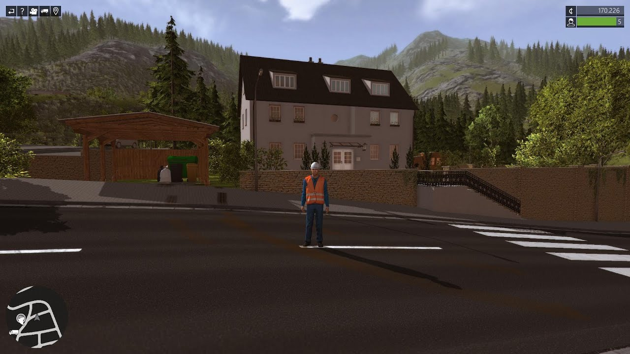 Construction Simulator 2015 House With Cobble Gateway