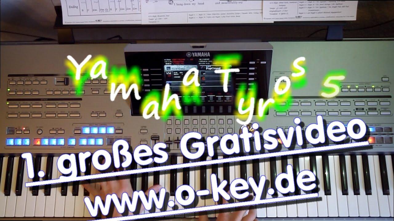 keyboard spielen lernen online