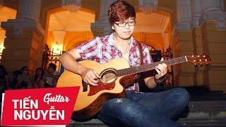 [Tiến Nguyễn] Hướng dẫn guitar Anh cứ đi đi bản chuẩn