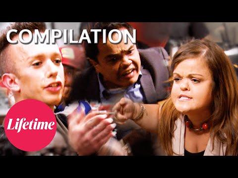 Download Times the Men START UP THE DRAMA! - Little Women: LA (Flashback Compilation) | Lifetime
