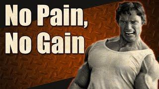 No Pain No Gain - Prostaglandinas e Hipertrofia