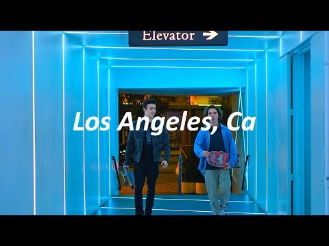 LOS ANGELES SECRET SPOTS!!