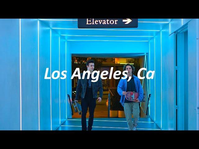LOS ANGELES SECRET SPOTS!!