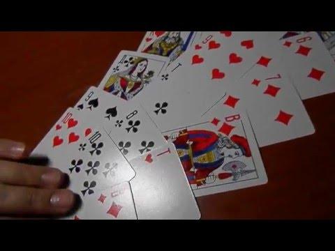 сейчас, через час, к вечерочку, на всю ночку - гадание на игральных картах