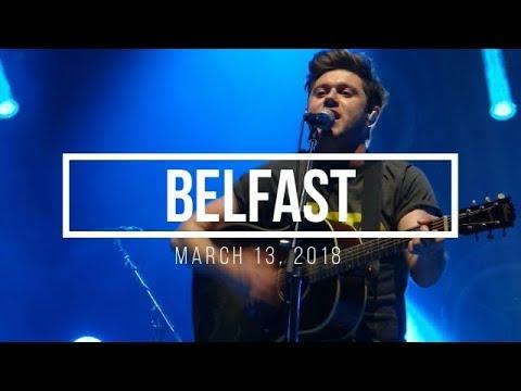 Niall Horan    Flicker World Tour Belfast (Full Show)